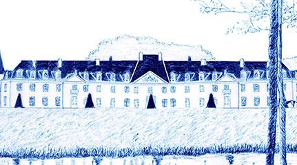 Modernisation du parc d'un château et ses dépendances en Anjou